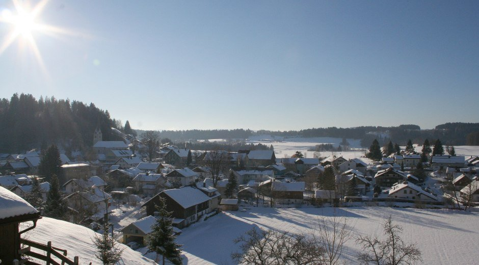 Röthenbach im Winter