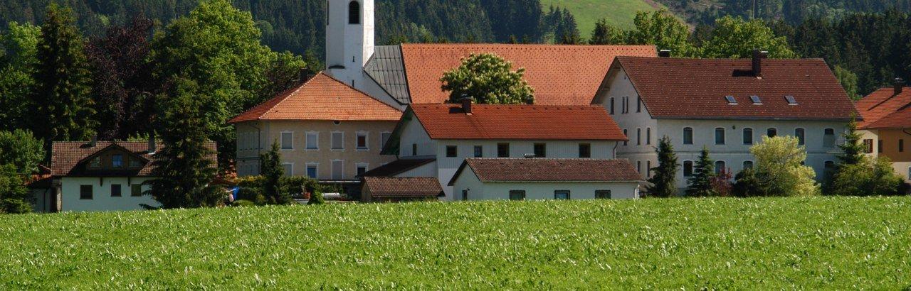 Ortsbild Maierhöfen
