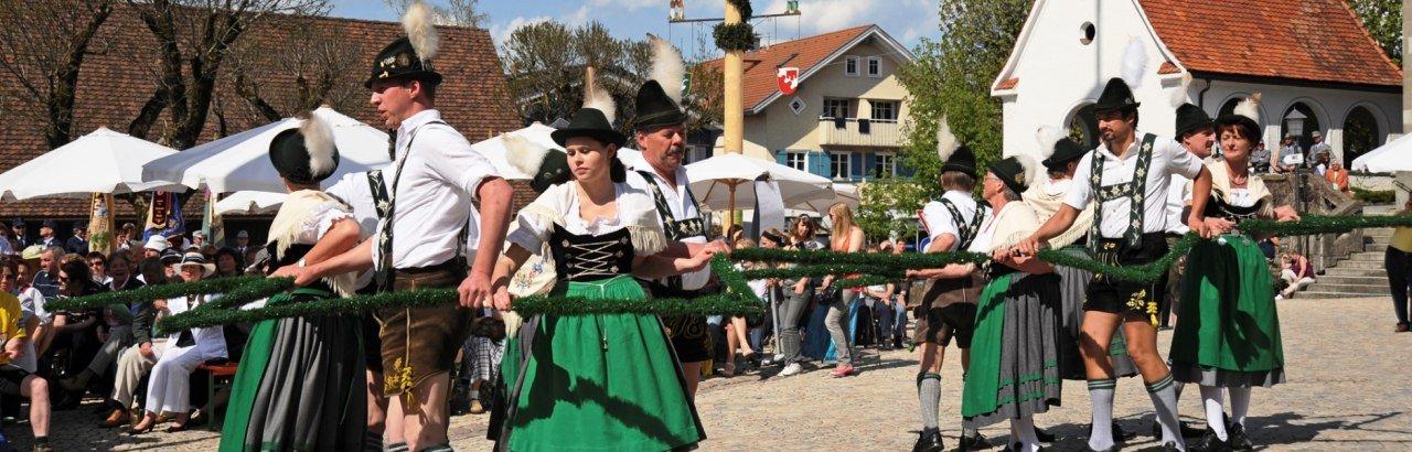 Dorffest in Weiler