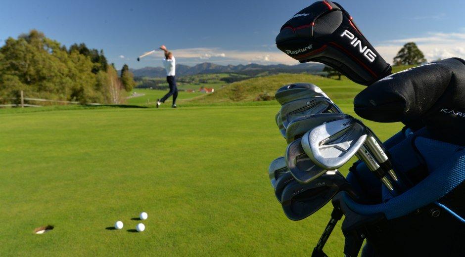 Golfplätze im Westallgäu