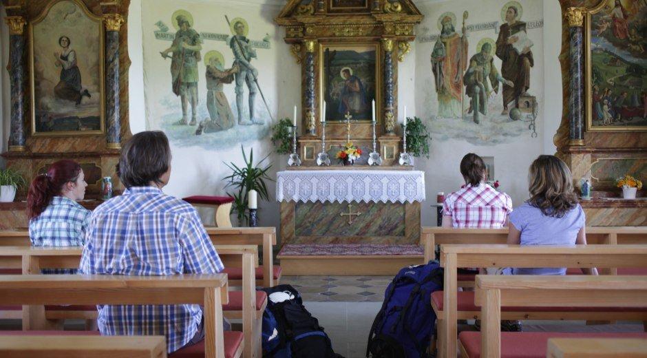 Kapelle Samstagspilgern Westallgäu