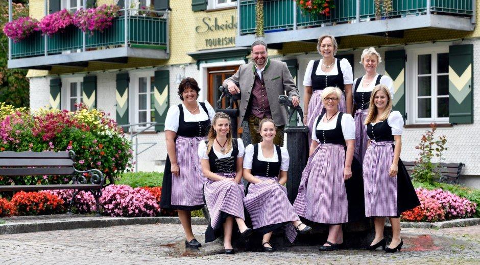 Scheidegg-Tourismus © Scheidegg-Tourismus
