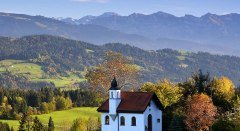 Hubertus Kapelle in Forst © Monika Dietrich
