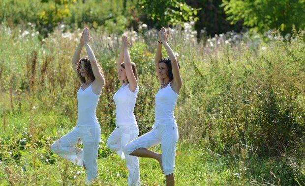 Kraftquelle Allgäu Gesundheitsangebote mit Yoga