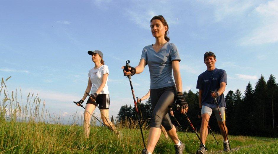 Nordic Walking im Westallgäu