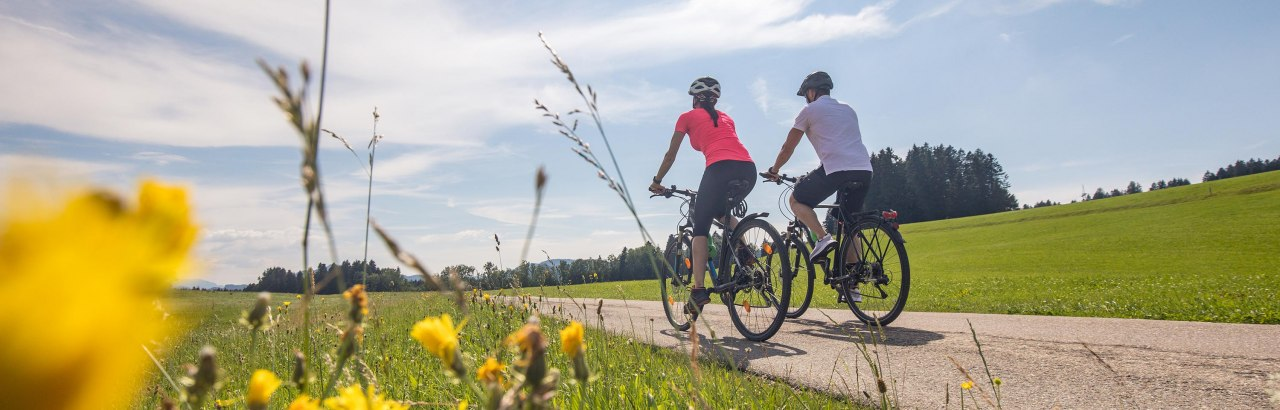 Radfahren im Westallgäu © Frederick Sams