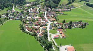 Gemeinde Röthenbach im Westallgäu Ortsansicht
