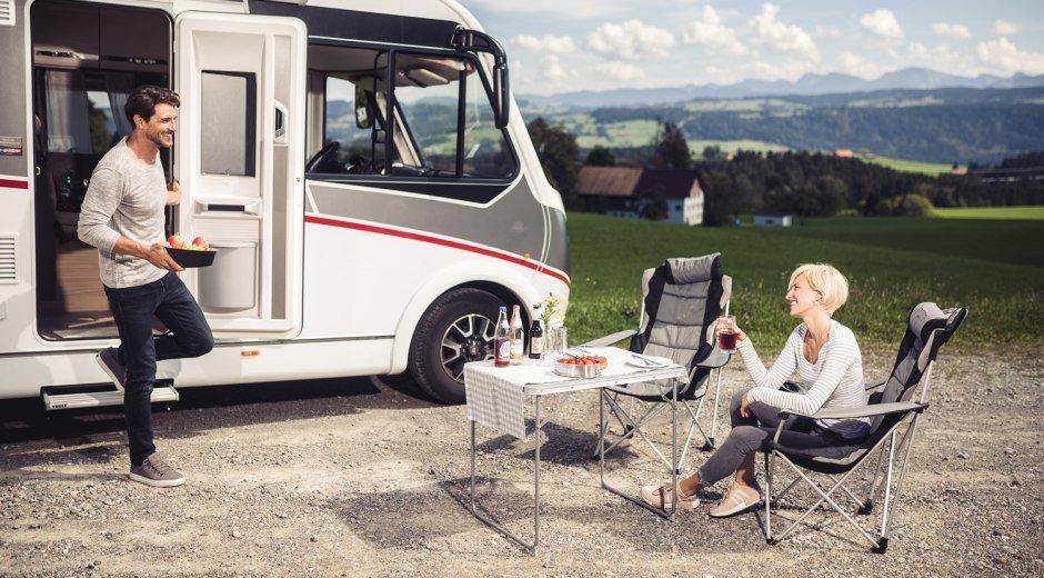 Camping im Westallgäu © Frederick Sams