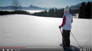 Video Winter im Allgäu