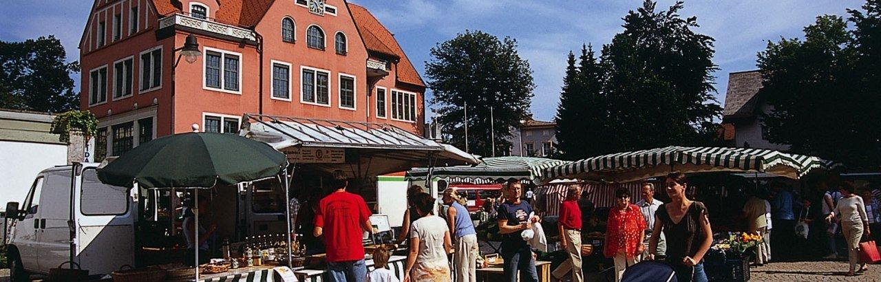 Lindenberg Stadtplatz