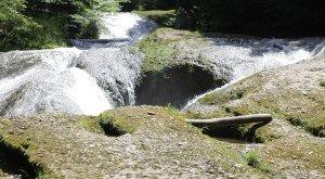 Wasserfälle im NSG Eistobel © Rolf Brenner
