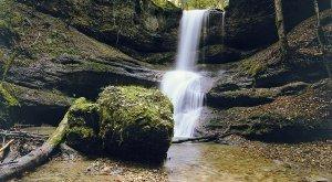 Hasenreuter Wasserfall © Thomas Gretler