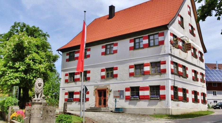 Westallgäuer Heimatmuseum © Tourist-Information Weiler-Simmerberg, Sebastian Koch