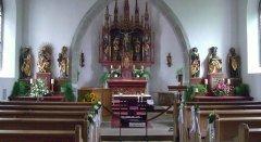 St. Jakobus-Kapelle in Nonnenhorn © Gemeinde Nonnenhorn