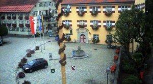 Webcam Weiler-Simmerberg Rathausplatz