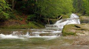 Wasserfälle im Eistobel © Thomas Gretler