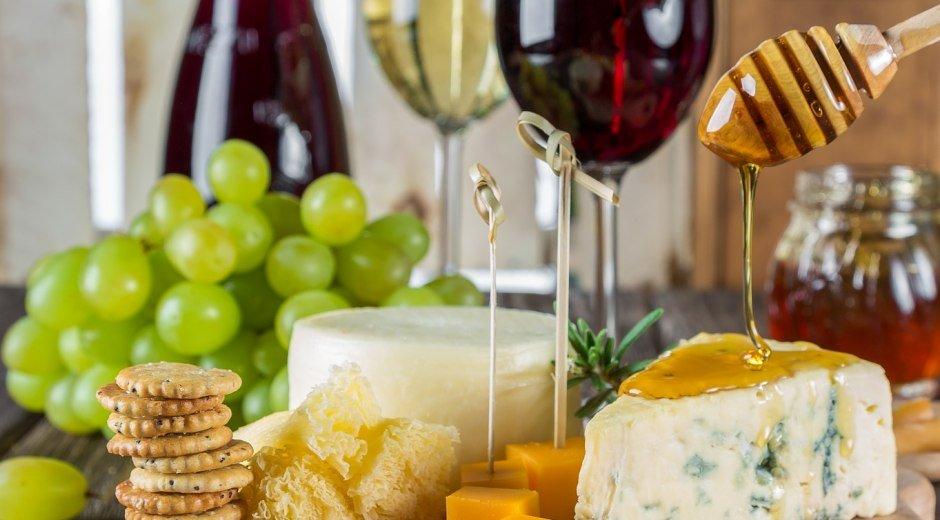 Westallgäu Genuss Käse Käseplatte