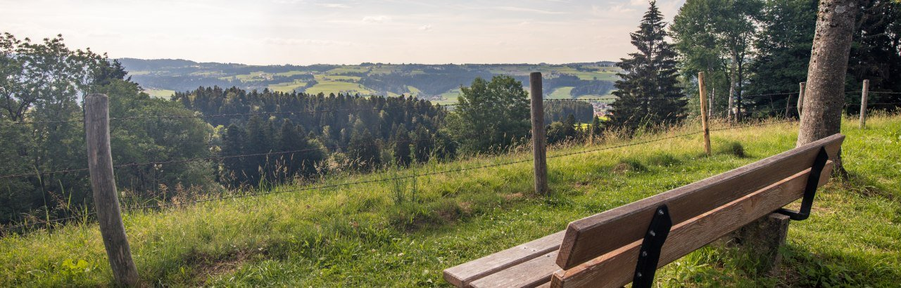 Sitzbank Westallgäu
