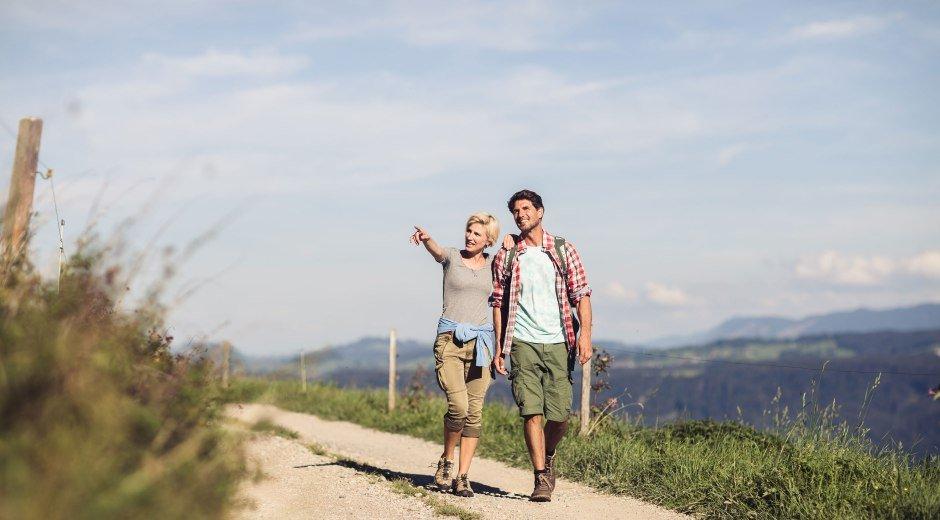 Wandern im Westallgäu