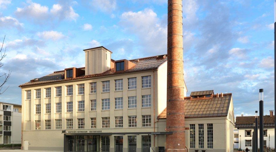 Hutmuseum Aussen