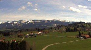 Webcam Oberreute im Allgäu