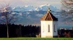 Kapelle auf der Weißensberger Halde © Gemeinde Stiefenhofen, Thomas Gretler